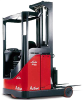 Linde new 1t 1.2t 1.4t electric forklift truck 115 series R10CS R12CS R14CS sit on electric reach truck 1000kg 1200kg 1400kg