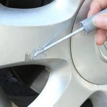 Прозрачная ручка с защитой от царапин для автомобиля, водостойкая ручка для рисования, маркер, кисть, краска для автомобильных шин, уход за протектором, автомобильная краска для ремонта царапин