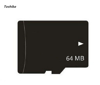 50pcs 64MB Micro SD Card TF Card Memory Card For Cell phone