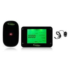 3.5 LCD Misuratore di Potenza di Energia Elettrica Monitor con Sensore di Casa Intelligente di Energia e Risparmio di Vita Intelligente Misurare e Sistema di Controllo di Regalo