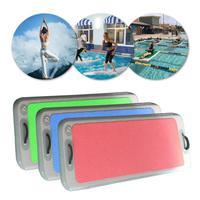 2 м X 0,62 м X 0,1 м Открытый Водные виды спорта надувные плавучий понтон бассейн DWF гимнастика коврики для йоги надувные тренажерный зал мат
