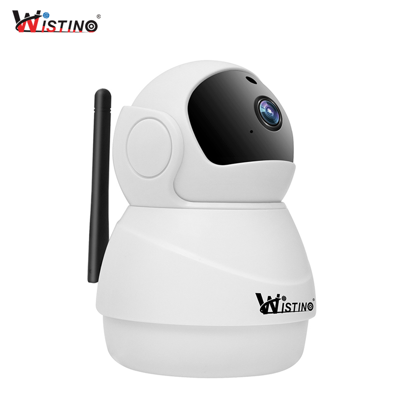 Wistino HD 1080P CCTV IP Camera Wifi Security Camera Wireless Night Vision Surveillance Baby Monitor Panoramic VR Video Monitor wistino cctv 1080p ip camera wifi baby monitor wireless panoramic vr camera security baby video monitor audio ptz night vision
