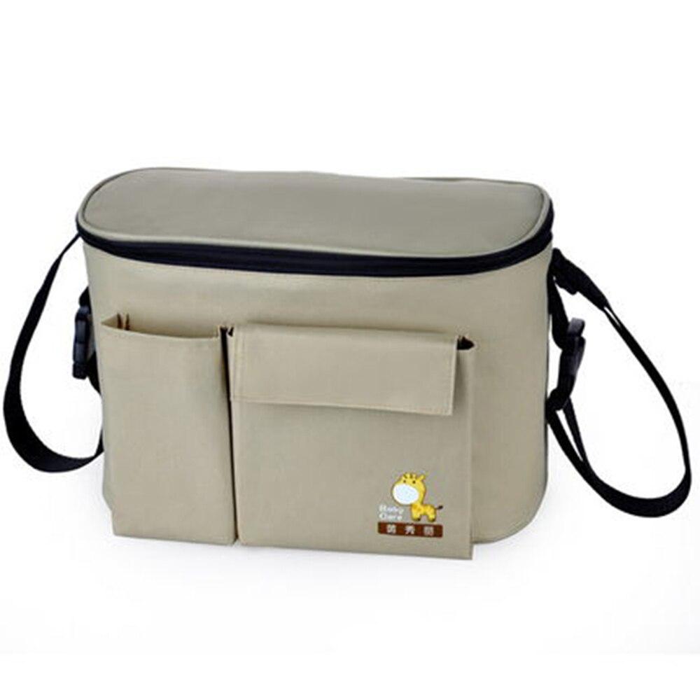 mochila garrafa bolsa térmico bolsa Tipo4 : Baby Travel Bags Multifunctional