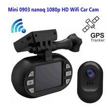 Envío Libre!! Original Mini 0903 Condensador nanoq 1080 p HD Wifi Car Dash Cam 7G Visión Nocturna NT96655 IMX322 GPS