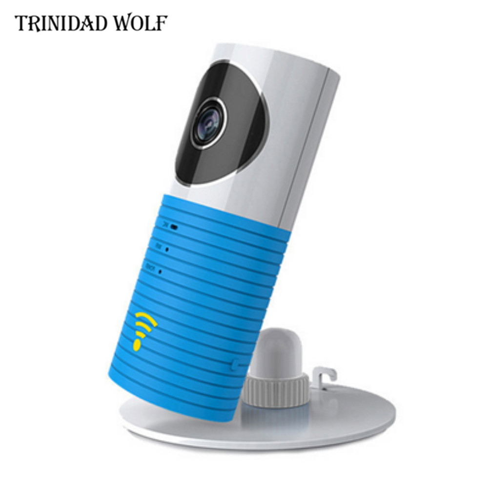 TRINIDAD WOLF Wireless Baby Monitor Mini IP Wifi Camera P2P Baby Monitors with Motion Detection Night Vision Child Safety Home howell wireless security hd 960p wifi ip camera p2p pan tilt motion detection video baby monitor 2 way audio and ir night vision