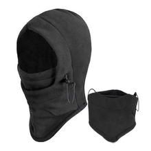 New Arrival Face Mask Thermal Fleece Balaclava Hood Swat Ski Bike Wind Winter Stopper Skullies Beanies Out Door Sports Cai0013