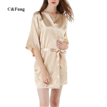 6711b9997c7ca Buy robe silky and get free shipping on AliExpress.com