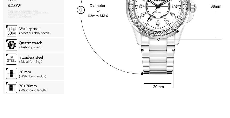 HTB1EciNSpXXXXb XVXXq6xXFXXXO - SINOBI Fashion Women Diamond Ceramics Watch Band Wrist Watch-SINOBI Fashion Women Diamond Ceramics Watch Band Wrist Watch