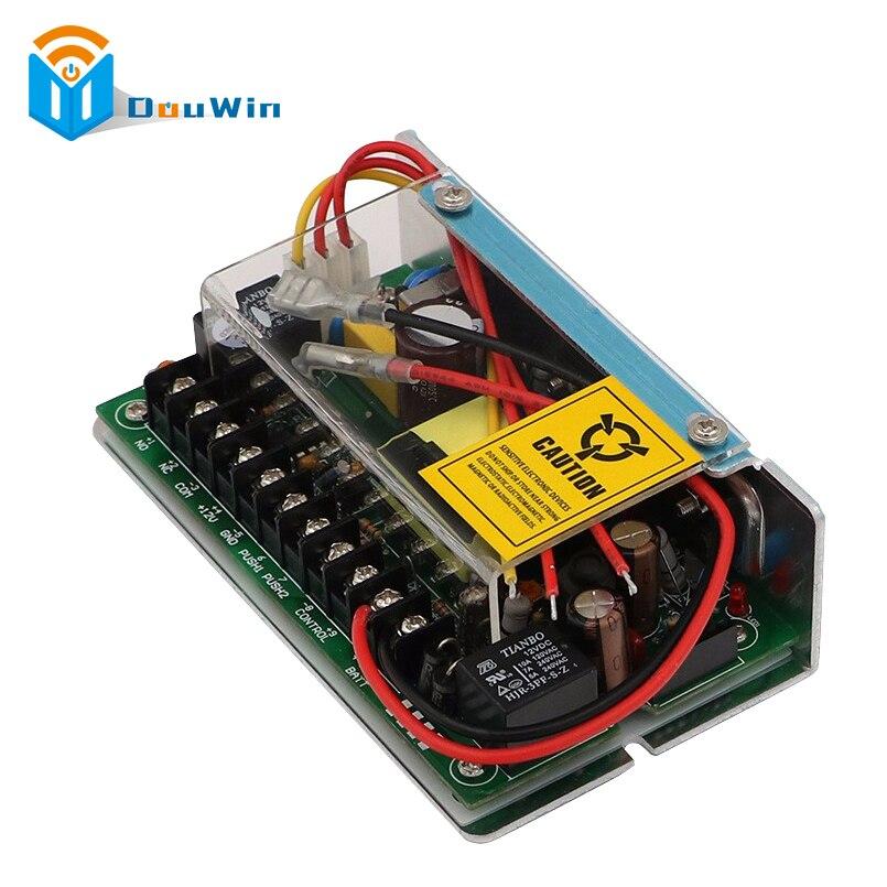 12V5A Transformer access control power supply switch for access control system power supply ajustable 4pcs 12v 1a cctv system power dc switch power supply adapter for cctv system