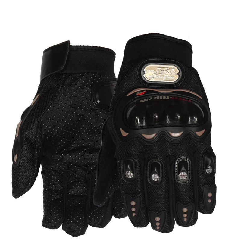 Pro-biker Motorcycle Gloves Full Finger Outdoor Sports Riding Motorbike Gloves Racing Cycling Gloves Screen Touch Gloves