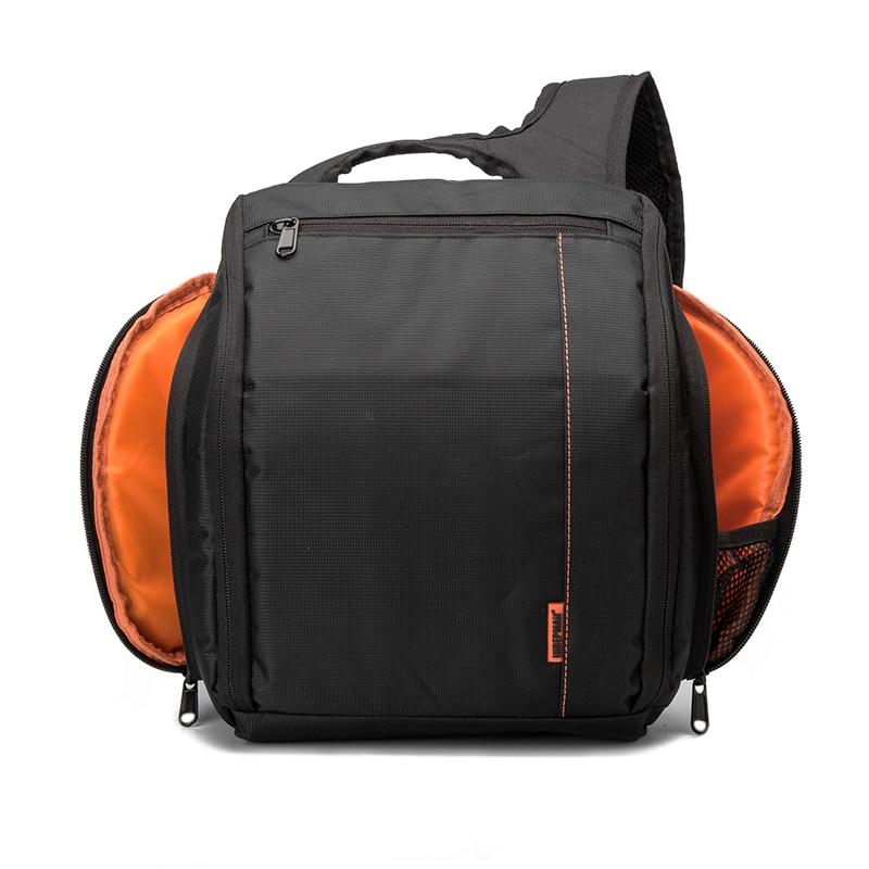 Digital DSLR Camera Case DSLR Multi-Capacity Photography Lens Backpack Outdoor Waterproof Single Strap Bags Camera Bag HandBags