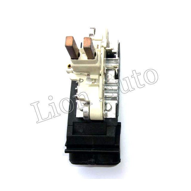 León Reguladores de Voltaje Alternador Portaescobillas IB558 1-197-311-558,1-197-311-554