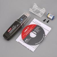UNI T UT330C USB Temperature Humidity Barometric Pressure Recorder TEMP/RH Data Logger Thermometer Hygrometer Tester 40 80C