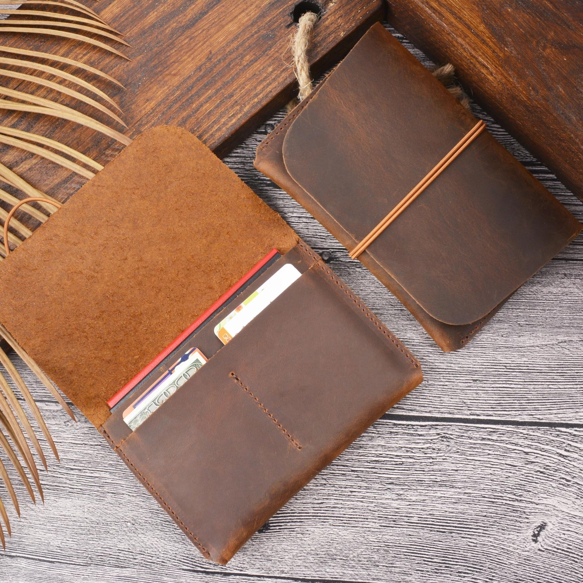 MENS VINTAGE LEATHER Bag Brown Organizer Men/'s Model Vintage Leather Case Bag
