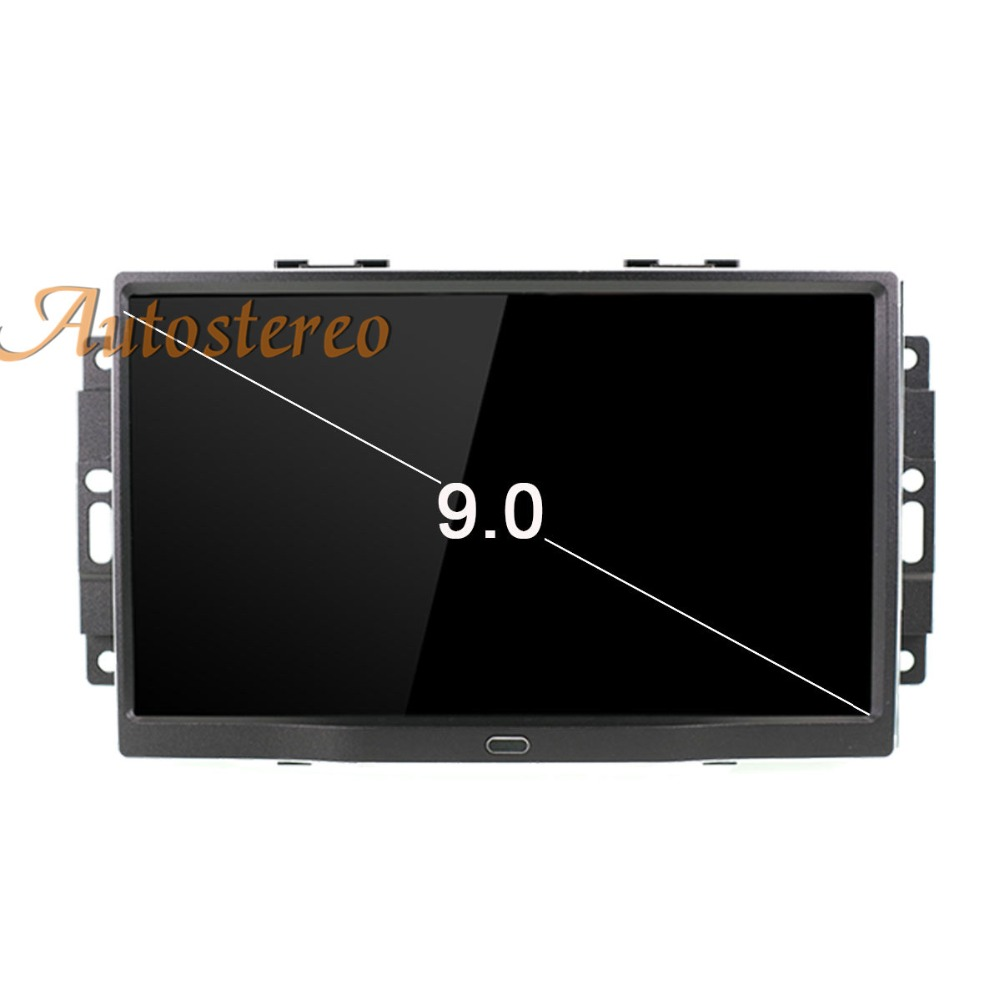 8 core Android Car GPS navigation For Chrysler 300C Jeep Dodge 2004 2008 multimedia radio tape