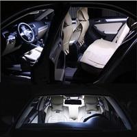 12v 9pcs canbus for Volkswagen VW GOLF 6 MK6 MKVI GTI 2010 2013 LED Interior Light Kit Package Car Styling