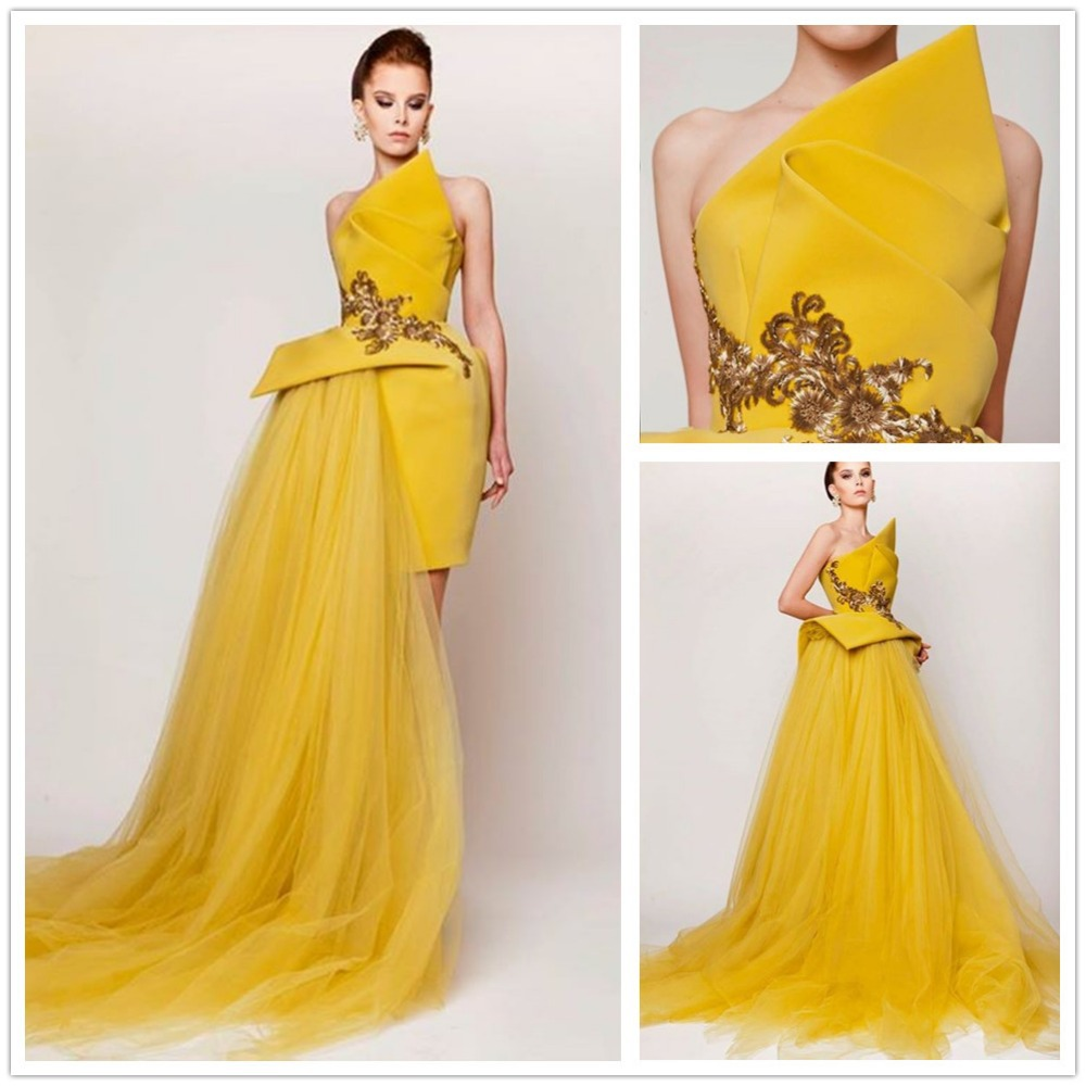 Online Get Cheap Yellow Evening Gowns -Aliexpress.com | Alibaba Group