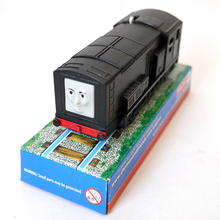 T0182b Electric Thomas and friend Diesel With original packaging Packaged Trackmaster engine Motorized train kids plastic
