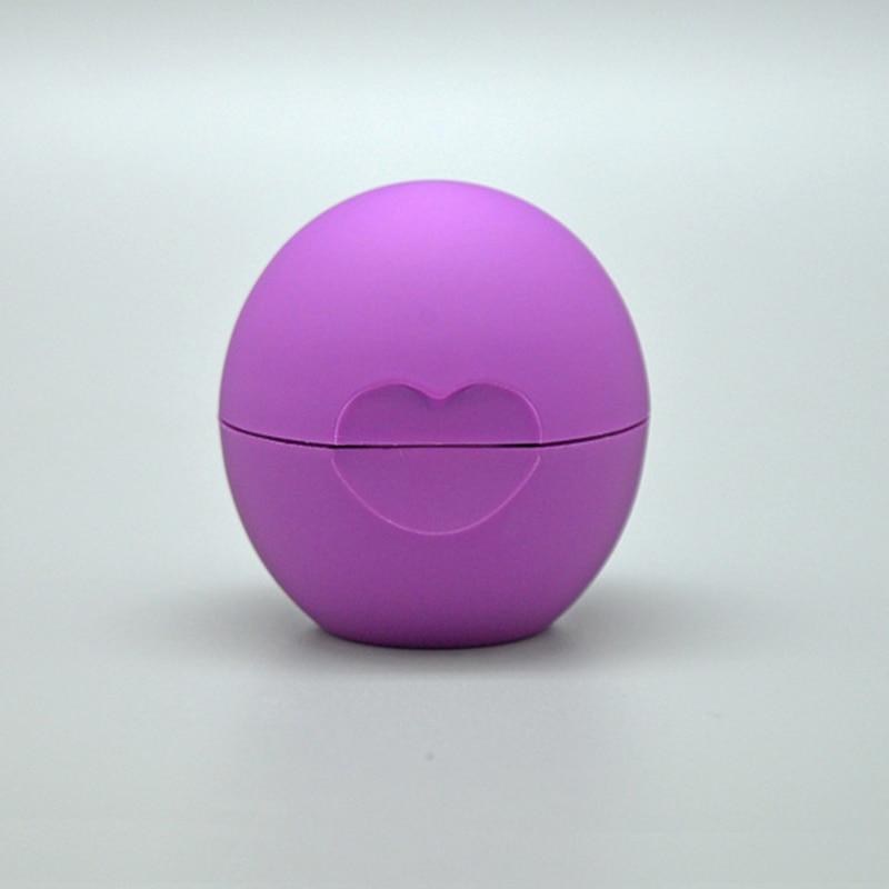 50pcs Heart Shape DIY Empty Lipstick Bottle Lip Gloss Ball Container 7g Lip Balm Jar Eye