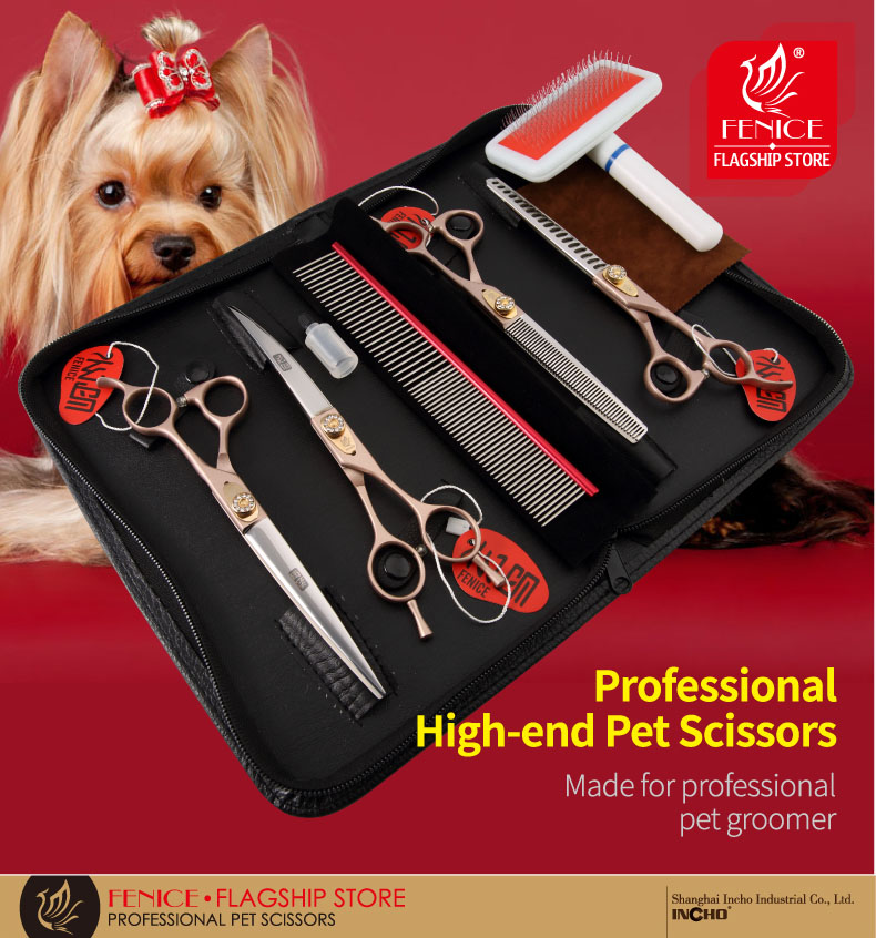 Dog grooming set 40