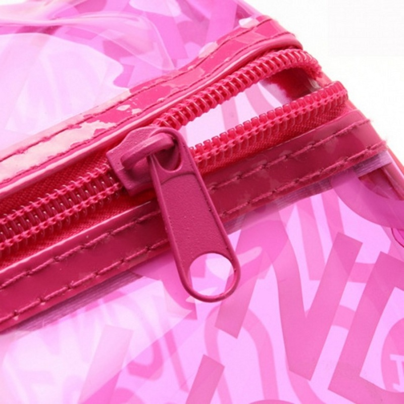 Transparent Waterproof Bag PVC