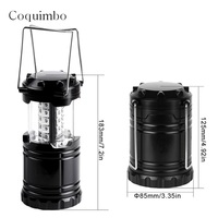 Ultra Bright Collapsible 30 Led Lightweight Camping Lanterns Tent Light For Hiking Camping Emergencies LED Protable