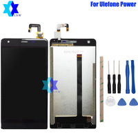 For Original Ulefone Power LCD Display Touch Screen Panel Digital Replacement Parts Assembly 5 5 Inch