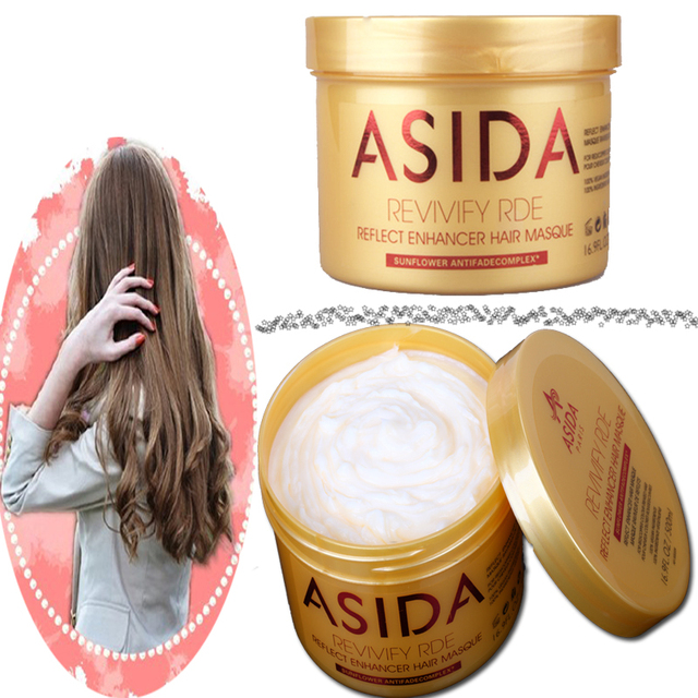 Asida France Brand Best Quality Moisturizing And Save Hair Color