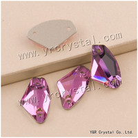3256 Galactic 8 5x14 11 5x19 16x27mm Rose For Clothes Strass Crystal Rhinestones Sew On Crystal