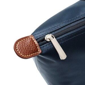 Image 4 - オックスフォード団子大容量ホーボーショルダーバッグハンドバッグショッピングトートビーチトップ女性のハンドバッグ品質3サイズ