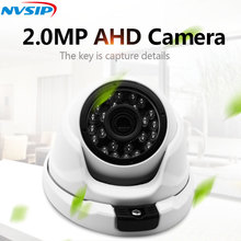 CCTV Night Vision Analog High Definition AHD 1080P Waterproof Indoor Surveillance CCTV Camera AHD Camera