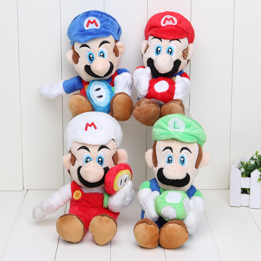 ice mario plush - photo #16