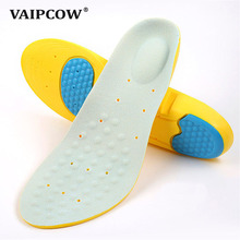 цены New Memory Foam Orthotics Arch Pain Relief Support Shoes Insoles Insert Pads Sports