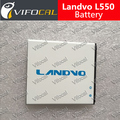 LANDVO L550 batería Nuevo 100% Original 1800 Mah Batería de Repuesto Para El Teléfono Móvil + Número de Seguimiento-En Stock