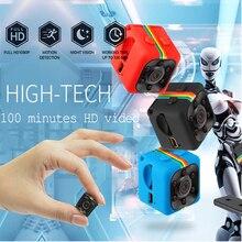 HD 1080P Mini Camera SQ11 Night Vision DVR Infrared Mini Cam