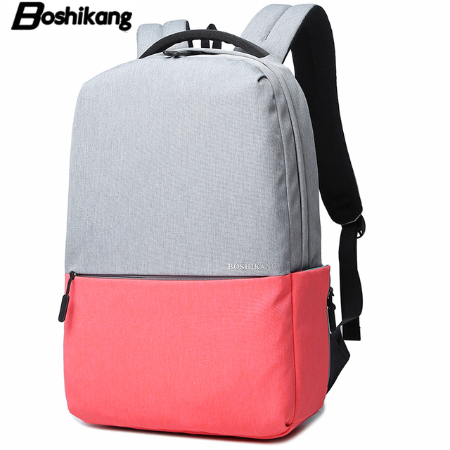 Boshikang Women High Quality Oxford Female Shoulder Bag Large Capacity  14inch Laptop ... 97795a660f49e