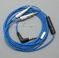 LN004987 с микрофоном пульт дистанционного управления кабель для Sennheiser HD700 наушники