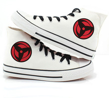 Unisex Anime Naruto Canvas Shoes