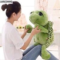 30CM 40CM 60CM 80CM Giant Stuffed Animal Lovely Tortoise Turtle Plush Doll Toy Bed Pillow Cushion