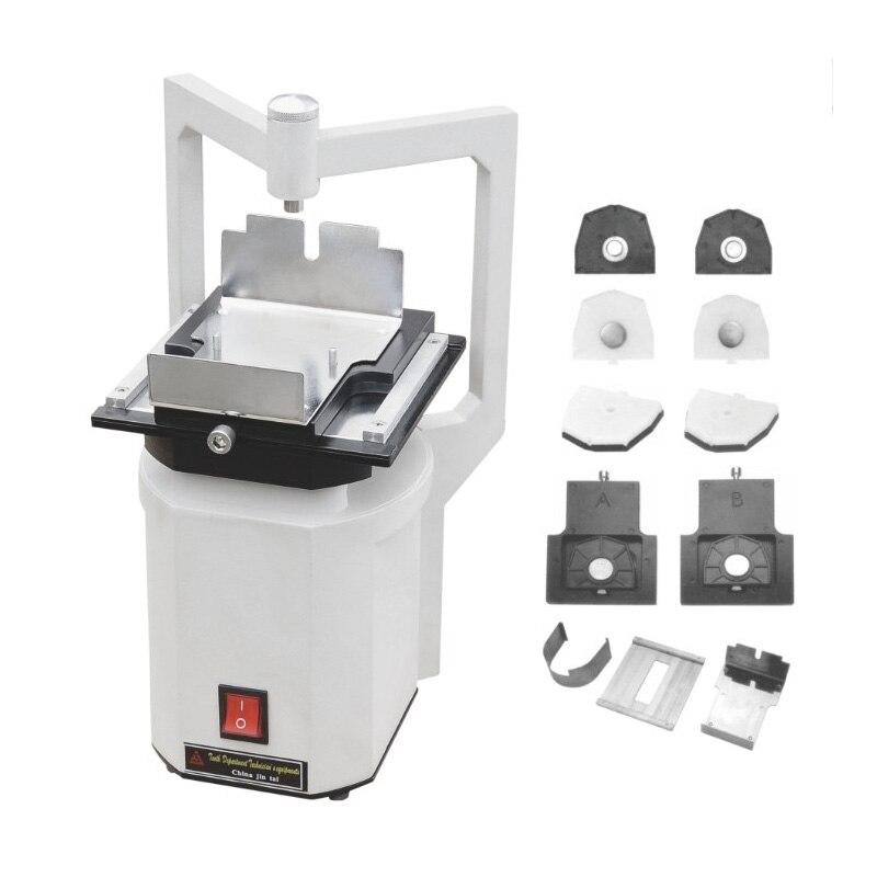 Dental equipamento de laboratório de plástico board pindex dental pin pino Gesso unidade de furação