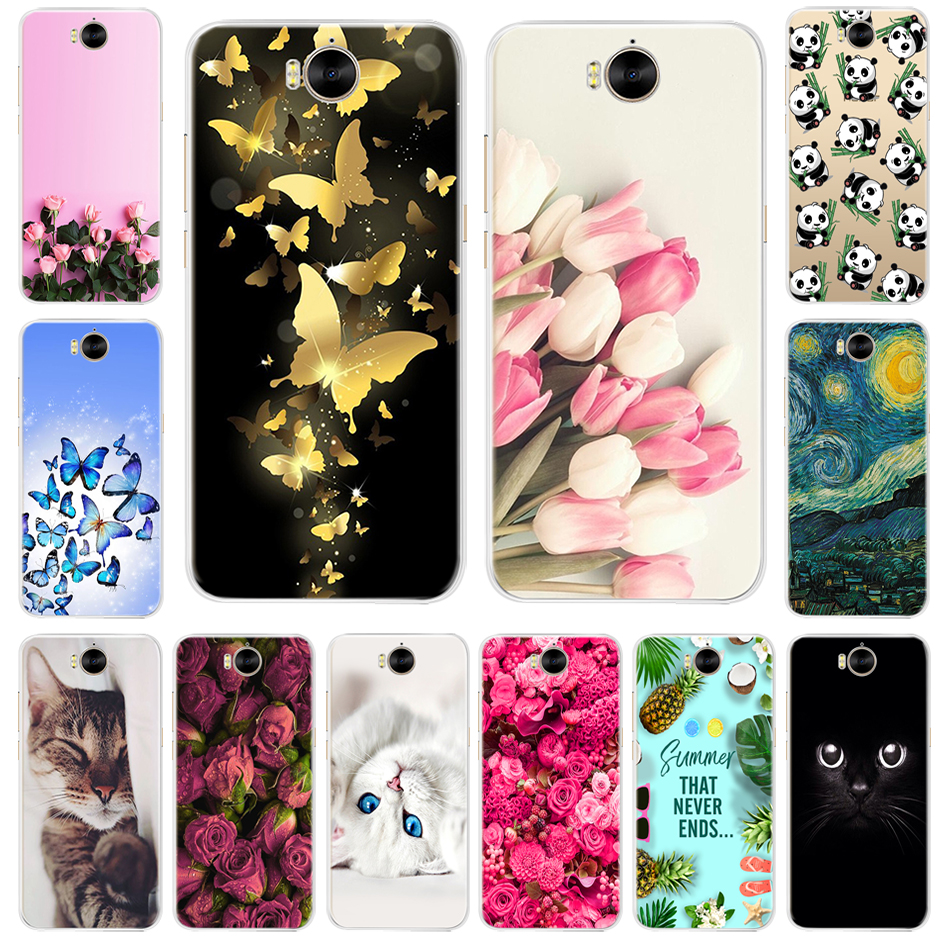 For <font><b>Huawei</b></font> <font><b>Y6</b></font> <font><b>2017</b></font> Cover Soft <font><b>Silicone</b></font> Phone <font><b>Case</b></font> For <font><b>huawei</b></font> Y5 <font><b>2017</b></font> <font><b>Case</b></font> Bumper For <font><b>Huawei</b></font> Y5 <font><b>Y6</b></font> <font><b>2017</b></font> mya-l22 mya-u29 Cover image