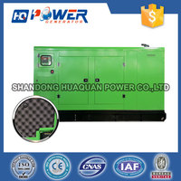 Ac Synchronous Generator Diesel With Silent Canopy