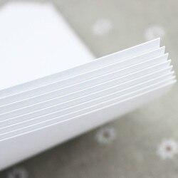 A3 белый картон 240/315 г художественная бумага жесткая бумага для карт 50 листов/упаковка