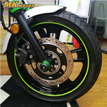 CNC Aluminum Motorcycle Front wheels drop ball / shock absorber For MV AGUSTA Brutale Dragster 800 RR 2015-2017