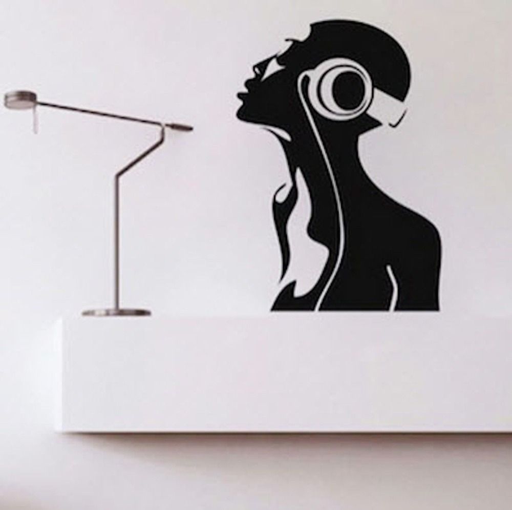 Youth Wall Decals PromotionShop For Promotional Youth Wall Decals - How to make vinyl wall decals with silhouette