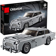 Technic Series 10262 Aston Martin DB5 Set Building Blocks Bricks Children Car Model Gifts Toys Compatible with(China)