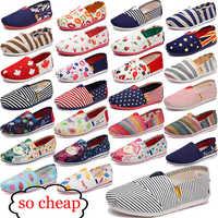 Women's fashion Flat shoes Lazy's espadrilles Women's canvas shoes girl loafers espadrilles Women Flats shoes size 35-44