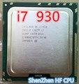 lntel Quad-Core I7-930 CPU Desktop Processor i7 930 8M Cache 2.8 GHz 4.80 GT/s QPI FCLGA1366 (working 100% Free Shipping)