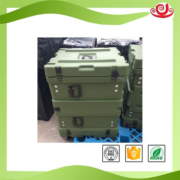 Tricases RU110 RU-Series 19'Rack Cases Shockproof Dustproof Watertight For Communication Equipment Case