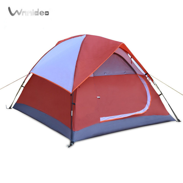 Wnnideo C&ing Dome three Person Tent  sc 1 st  AliExpress.com & Wnnideo Camping Dome three Person Tent -in Tents from Sports ...